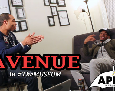 Avenue Gives Some BARS & Talks Chandelier View!