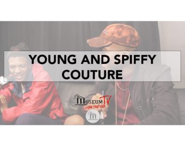 Designer of Young And Spiffy Couture links with #TMTV: On The Go (Connecticut)