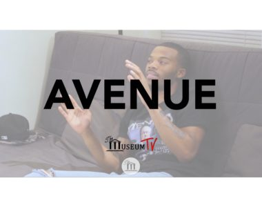 "Avenue talks ""Mass Ave & Lenox"" and Spits His Hardest Verse"