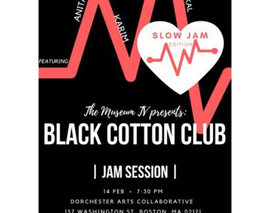 The Black Cotton Club (Feb. 14th)